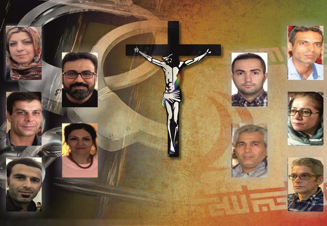 مسیحیان بازداشتی تهران 3 مرداد