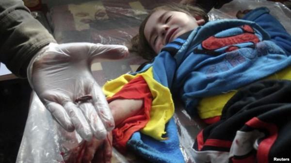سوریه کودک